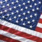 United States U.S. Old Glory Indoor Outdoor Nylon Flag Grommets 2' X 3'
