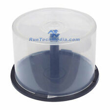 24 Pack * 50 Disc CD DVD BD Blu-ray R Disc Storage CAKE BOX Case with Spindle