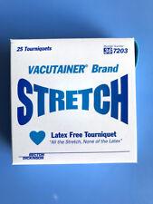 BD VACUTAINER STRETCH LATEX-FREE TOURNIQUET 25/bx 367203