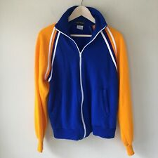 Comfy Network Varsity Style Jacket, Medium