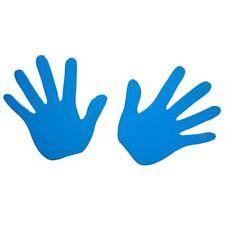 Cabanaz Wandhaken Hände - Blau