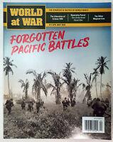 WORLD AT WAR STRATEGY & TACTICS OF WORLD WAR II #71 Forgotten Pacific Battles