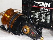 PENN 9500SS SPINNING FISHING REEL MADE IN USA EXCELLENT