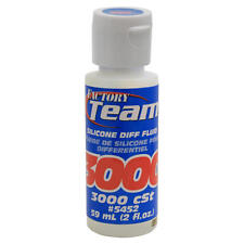 Team Associated Silicone Differential Fluid 3000cst 2oz 5452 modellismo