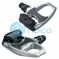New Shimano PD-R540 SPD SL Clipless Road Bike Cycling Pedals pair set Silver