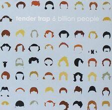 Tender Trap - 6 Billion People (CD 2006) NEW & SEALED