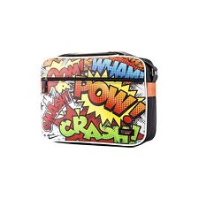 URBAN JUNK Flight Bag - Fly Comic Messenger Bag 23117 *OFFICIAL UK STOCKIST