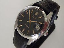 Rolex Oysterdate Precision Gents Swiss Orologio meccanico (rif: 6494) - serviti