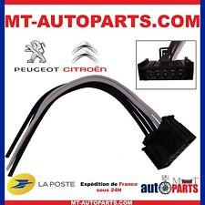 Peugeot 206 307 Citroen C3 Xsara Résistance Chauffage Ventilation Câblage Cable