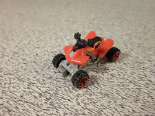 2012 McDonalds - Mattel - Hot Wheels - Sand Stinger Red Driver #1