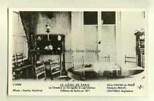 pp1242- Le Siege De Paris.Chateau De Bellvue 1871 - Pamlin postcard