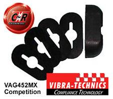 Audi S3 8L Mk1 1.8T Vibra Technics Engine Torq Link Inserts Competition VAG452MX