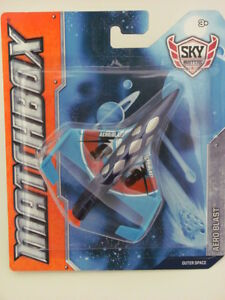 MATCHBOX 2011 SKY BUSTERS AERO BLAST - OUTER SPACE