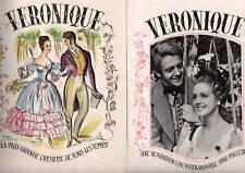 "LIVRET DU FILM ""VERONIQUE"" 1949"