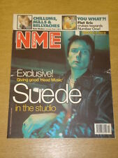 NME 1999 MARCH 13 SUEDE KULA SHAKER FLAT ERIC