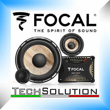 FOCAL PS 165 F3 EXPERT KIT 3 VIE 160W WOOFER 165mm MIDRANGE 80mm TWEETER
