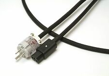 NEW ACOUSTIC REVIVE AC-2.0 TripleC Power cable 2.0m From Japan with tracking