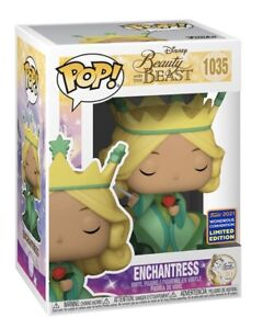 Funko Pop! Enchantress Wondercon Shared Exclusive Presale + Protector