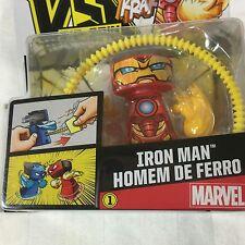 VS Rip-Spin Warrior Basic Battler Action Figure – Marvel Ironman Iron Man NIP