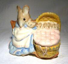 Beswick Beatrix Potter Hunca Hunca BP10B 1999-2002
