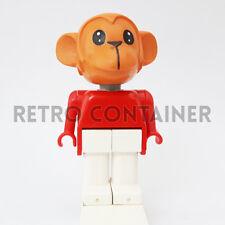 LEGO Minifigures - 1x fab8e - Monkey 5 - Fabuland Omino Minifig Set 3713 3631
