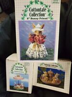 Easter Cottontale collection Lot