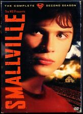 Smallville DVD Set Season 2 Two Superboy Superman Tom Welling Kristin Kreuk 2004