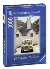 RAVENSBURGER PUZZLE 1000 PEZZI COLLEZIONE ITALIANA ALBEROBELLO ART 19665