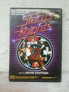 Stacy's Knight's (DVD, 1983) Kevin Costner - GAMBLING BLACKJACK