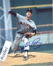 Gaylord Perry San Francisco Giants Autographed Signed 8x10 Photo COA #2