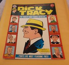 Dc Limited Collectors Edition Presents DickTracy C-40 Fine