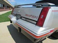 1978-87 Cutlass / 442 Hurst Rear Spoiler Wing Original Style With Hardware - New
