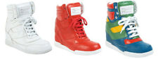 Marc By Marc Jacobs red leather  Sneakers in UK6 EU39