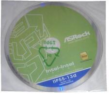 original Treiber ASRock P55 Extreme4 *10 Pro CD DVD OVP NEU Windows XP Vista Win