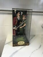 Disney Designer Doll Fairytale Collection Peter Pan and Captain Hook