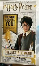 """Diecast Harry Potter 4"""" Collectible Wand by Jakks Pacific CHOOSE YOUR WAND"""