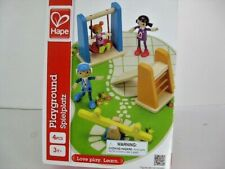 New Hape Wood Wooden Dollhouse Playground For Ryans Room Plan Toys