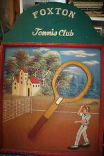 Tennis Memorabilia Posters