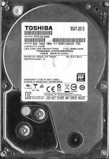 TOSHIBA DT01ACA200 2TB SATA HARD DRIVE HDKPC09A0A01 S  AA00 / BB0