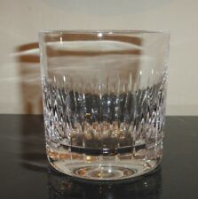"""ATLANTIS CRYSTAL SONNET 3.5"""" DOUBLE OLD FASHIONED GLASSES"""