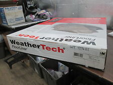 NOB WeatherTech Tan 1st Row Floor Liner 2010 - 2014 Ford F150 456111