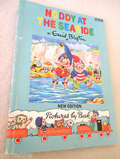 Enid Blyton NODDY  AT THE SEASIDE  1992 softcover NODDY #7