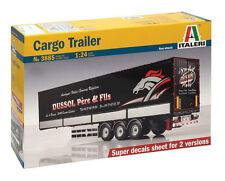 Italeri 1:24 - 3885: Cargo Auflieger - Bausatz - NEU + OVP