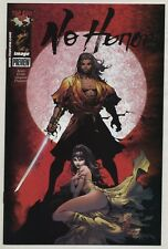 No Honor #1-4, Preview (2001,Image) Complete Mini-Series Clayton Crain Top Cow D