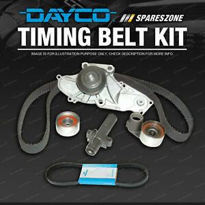Dayco Drive & Timing Belt Kit for Holden Jackaroo Monterey U8 3.5L V6