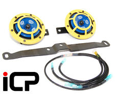 ICP Sharptone Hella Horn Kit Plug & Play Fits: Subaru Impreza Turbo 92-00 STi