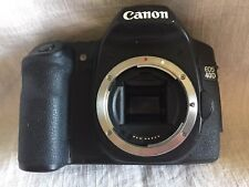 Canon EOS 40D 10.1MP Digital SLR Camera Body Only, AS IS, Untested