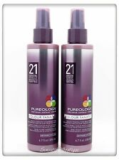 PUREOLOGY Colour Fanatic 21 Essential Benefits 6.7 oz /  200ml  SET OF 2