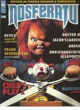 Nosferatu Rivista Cinema n. 8 - Acme 1991