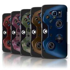 Housses et coques anti-chocs bleus Samsung Galaxy S6 pour téléphone mobile et assistant personnel (PDA)